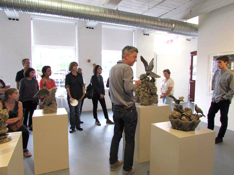 Christopher Russell's precious clay