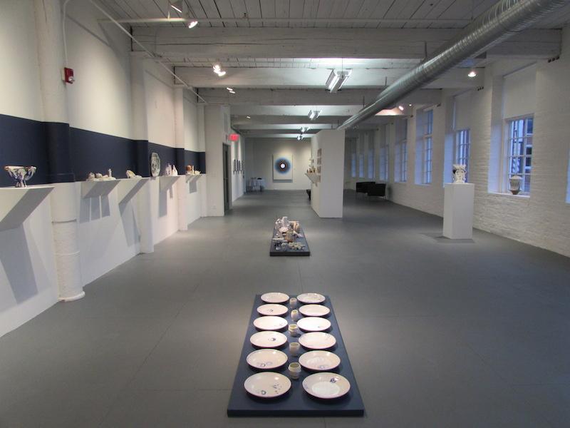 November 2014: artKamp indigo mass + Anne Morgan Spalter