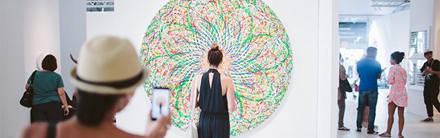 Follow IAP during Miami Art Week 2014